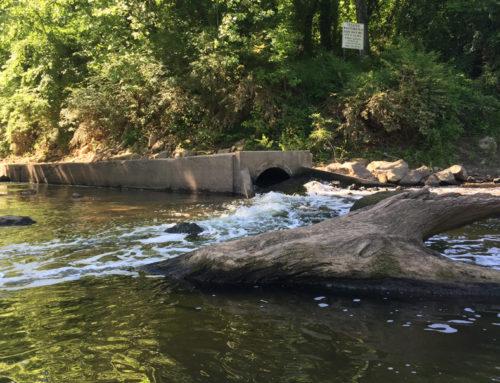 Wastewater: Chronic Sewage Spills by City of Atlanta